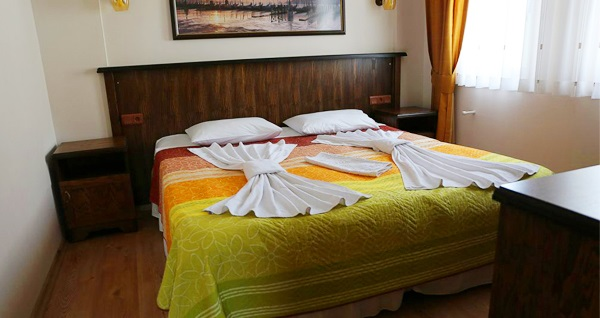Destina Suit Otel Bozcaada'da kahvaltı dahil çift kişilik 1 gece konaklama keyfi 299 TL! Fırsatın geçerlilik tarihi için DETAYLAR bölümünü inceleyiniz.