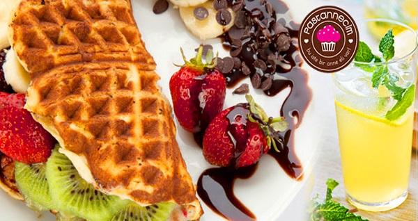 Çakırlar Pastannecim'de klasik waffle ve sınırsız çay  29,90 TL yerine 19,90 TL! Fırsatın geçerlilik tarihi için DETAYLAR bölümünü inceleyiniz.
