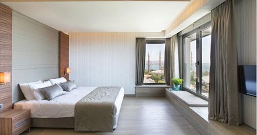 İstanbul'un en güzel manzarasına sahip Arcadia Blue Otel'de çift kişilik romantik konaklama 499 TL! Fırsatın geçerlilik tarihi için DETAYLAR bölümünü inceleyiniz.