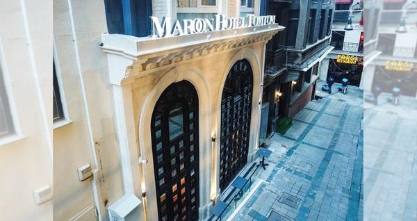 Maroon Hotel TomTom'da çift kişilik konaklama 336 TL'den başlayan fiyatlarla! Fırsatın geçerlilik tarihi için, DETAYLAR bölümünü inceleyiniz.