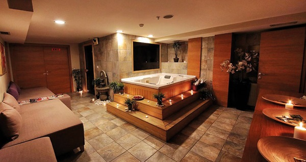 Derpa Suite Hotel Osmanbey'de çift kişilik 1 gece konaklama 299 TL! Fırsatın geçerlilik tarihi için DETAYLAR bölümünü inceleyiniz.
