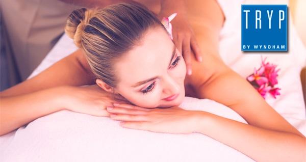 TRYP by Wyndham Mermaid Spa & Wellness'da 60 dakika masaj keyfi ve spa kullanımı 109 TL! Fırsatın geçerlilik tarihi için DETAYLAR bölümünü inceleyiniz.