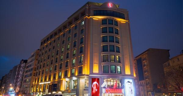 Ramada Plaza By Wyndham İstanbul City Center'da udi Hasan Akıntaş eşliğinde canlı tasavvuf müziği  ile havuz başı açık büfe iftar menüsü 109 TL! Bu fırsat 6 Mayıs - 3 Haziran 2019 tarihleri arasında, iftar saatinde geçerlidir.