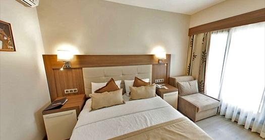 Konak'ta keyif ve konforun adresi Vesta Fuar Hotel'de çift kişilik 1 gece SADECE konaklama 150 TL yerine 99 TL! Fırsatın geçerlilik tarihi için, DETAYLAR bölümünü inceleyiniz.