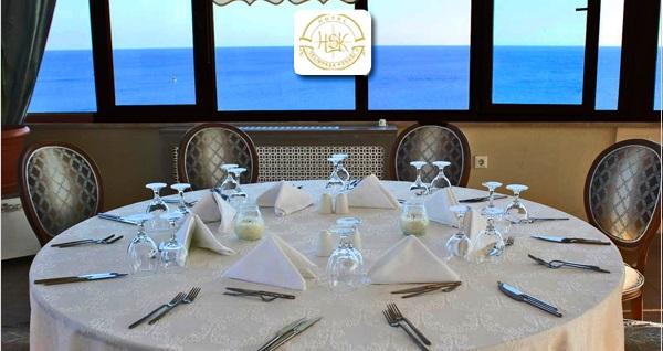Silivri Selimpaşa Konağı Hotel'de deniz manzaralı açık büfe kahvaltı keyfi kişi başı 70 TL yerine 29,90 TL! Fırsatın geçerlilik tarihi için DETAYLAR bölümünü inceleyiniz.