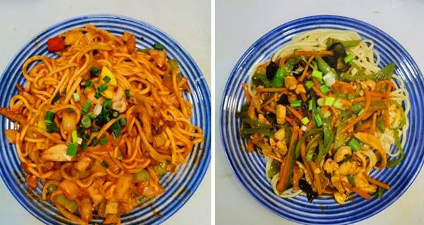 Tang Restaurant'ın 2 şubesinde de geçerli kendi seçeceğiniz Lamian (el yapımı Çin eriştesi) veya Noodle + 4 adet sushi menüsü 75 TL yerine 48 TL! Fırsatın geçerlilik tarihi için, DETAYLAR bölümünü inceleyiniz.