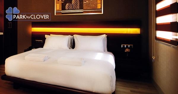Şişli Park by Clover Hotel'de çift kişilik 1 gece konaklama 199 TL! Fırsatın geçerlilik tarihi için, DETAYLAR bölümünü inceleyiniz.