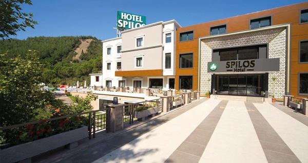 Manisa Spilos Hotel'de açık büfe kahvaltı dahil çift kişilik 1 gece konaklama 249,90 TL! Fırsatın geçerlilik tarihi için DETAYLAR bölümünü inceleyiniz.