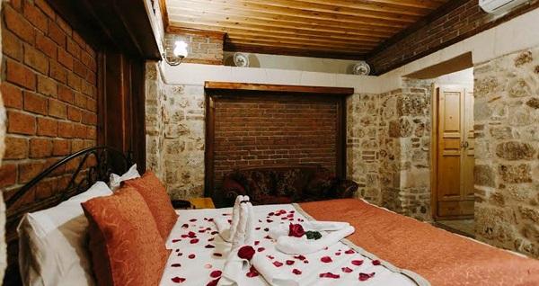 Kaleiçi Antalya Inn Hotel'de kahvaltı dahil çift kişilik 1 gece konaklama 139 TL! Fırsatın geçerlilik tarihi için, DETAYLAR bölümünü inceleyiniz.