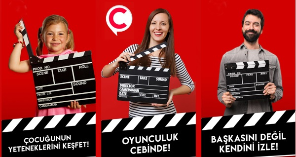 Türkiye'nin ilk online cast ajansı Caston'dan oyuncu olma fırsatı için yıllık üyelik 200 TL yerine 79 TL! Fırsatın geçerlilik tarihi için DETAYLAR bölümünü inceleyiniz.