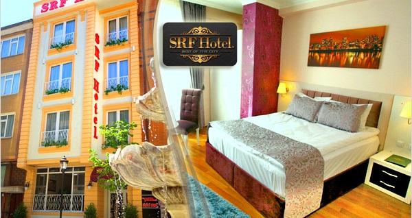 Anadolu'nun dinamik şehri Eskişehir SRF Hotel'de kahvaltı dahil çift kişilik 1 gece konaklama 150 TL! Fırsatın geçerlilik tarihi için, DETAYLAR bölümünü inceleyiniz.