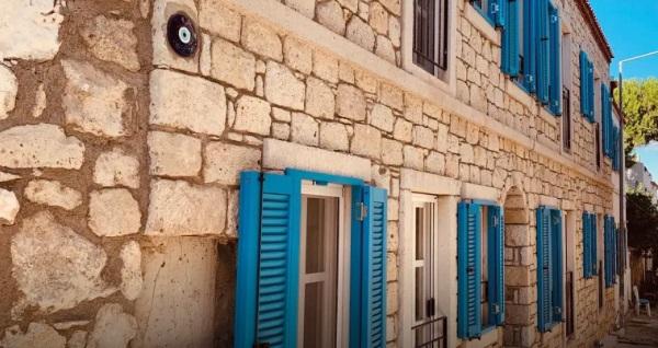 Alaçatı Mastika Köyiçi Otel'de çift kişi 1 gece kahvaltı dahil konaklama 330 TL! Fırsatın geçerlilik tarihi için DETAYLAR bölümünü inceleyiniz.