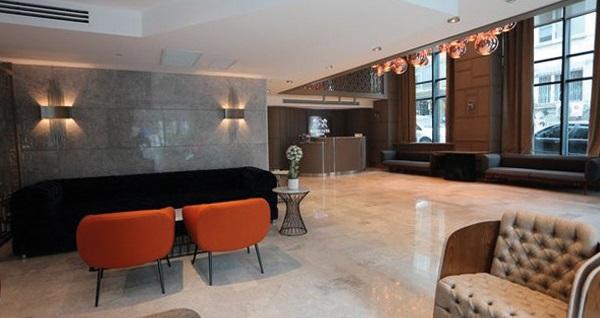 Mare Park Hotel Şişli'de kahvaltı dahil çift kişilik 1 gece konaklama 279 TL! Fırsatın geçerlilik tarihi için DETAYLAR bölümünü inceleyiniz.