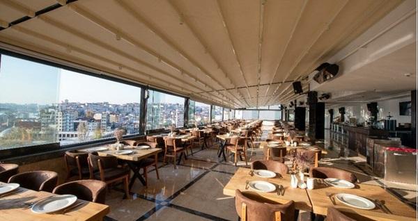 Nova Pera Plaza Panoroma Restaurant'ta serpme kahvaltı menüsü 49,99 TL! Fırsatın geçerlilik tarihi için DETAYLAR bölümünü inceleyiniz.
