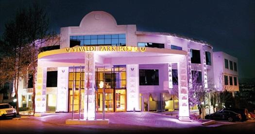 Vivaldi Park Ankara Otel'de kahvaltı dahil çift kişilik 1 gece konaklama keyfi 159 TL! Fırsatın geçerlilik tarihi için, DETAYLAR bölümünü inceleyiniz.