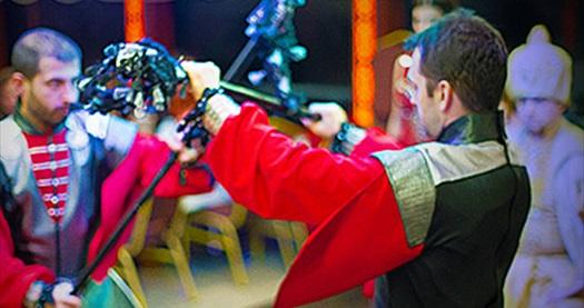 Senkron Tur ile canlı müzik ve eğlence eşliğinde açık büfe akşam yemeği keyfi 69 TL! Fırsatın geçerlilik tarihi için DETAYLAR bölümünü inceleyiniz.