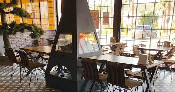 Sığacık Tirhandil Cafe'de yöresel lezzetlerle dolu enfes serpme kahvaltı 39,90 TL yerine 24,90 TL! Fırsatın geçerlilik tarihi için DETAYLAR bölümünü inceleyiniz.