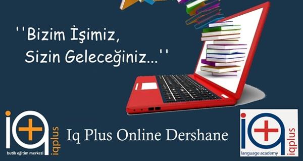 Iq Plus Online Eğitim'de 1 yıl boyunca sınırsız konu anlatım videoları ve yüzlerce soru ile LGS'ye hazırlık online eğitim 199 TL yerine 99 TL! Fırsatın geçerlilik tarihi için DETAYLAR bölümünü inceleyiniz.