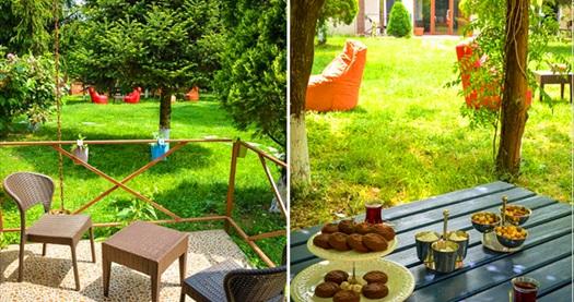 Alex Village Park Hotel'de doğayla iç içe kahvaltı dahil konaklama 300 TL'den başlayan fiyatlarla! Fırsatın geçerlilik tarihi için DETAYLAR bölümünü inceleyiniz.