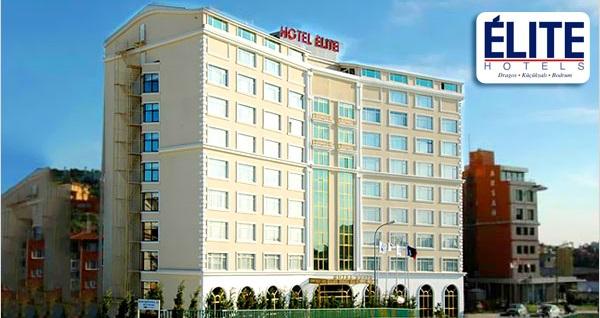 Elite Hotel Dragos'da kahvaltı dahil çift kişilik 1 gece konaklama 296 TL yerine 246 TL! Fırsatın geçerlilik tarihi için DETAYLAR bölümünü inceleyiniz.