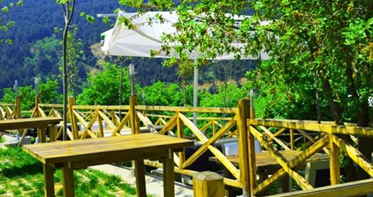 Dağ Yolu İnkaya Şelale Restaurant'ta eşsiz bir manzara eşliğinde, seçilmiş lezzetlerden oluşan açık büfe kahvaltı keyfi 17,5 yerine 11,50 TL! 8 Temmuz 2013 tarihine kadar geçerlidir.