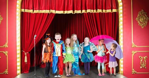 Çankaya Ritüel Sanat Merkezi'nde çocuklar için 1 aylık drama eğitimi 200 TL yerine 49 TL! Fırsatın geçerlilik tarihi için, DETAYLAR bölümünü inceleyiniz.
