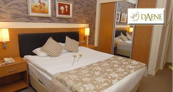 Balgat Dafne Hotel'de çift kişilik konaklama 261 TL'den başlayan fiyatlarla! Fırsatın geçerlilik tarihi için DETAYLAR bölümünü inceleyiniz.