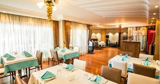 Polonezköy Synosse Park Hotel'de fasıl eşliğinde menü kişi başı 220 TL! Fırsatın geçerlilik tarihi için DETAYLAR bölümünü inceleyiniz.