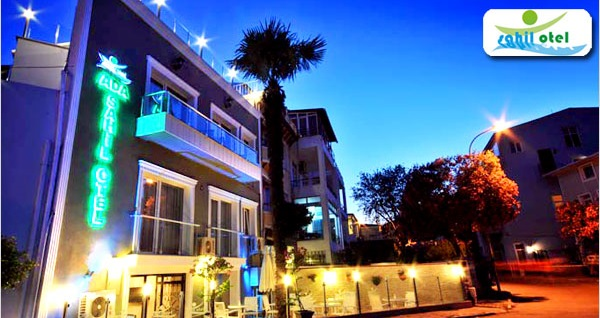 Büyükada Sahil Otel'de kahvaltı dahil çift kişilik 1 gece konaklama 249 TL! Fırsatın geçerlilik tarihi için DETAYLAR bölümünü inceleyiniz.