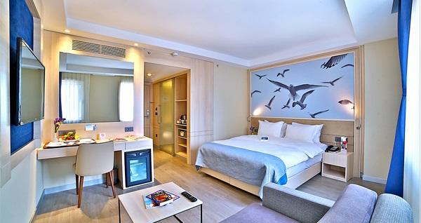 Ramada İstanbul Old City Hotel'de çift kişilik konaklama 292 TL'den başlayan fiyatlarla! Fırsatın geçerlilik tarihi için DETAYLAR bölümünü inceleyiniz.