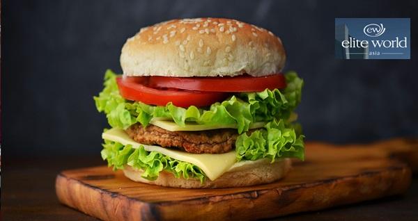 Elite World Chefs'te 2 saat hamburger yapımı atölyesi
