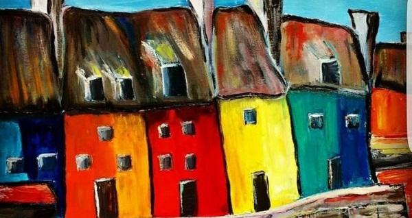 Önel Art Stüdio'da yağlı boya workshoplar 80 TL! Fırsatın geçerlilik tarihi için DETAYLAR bölümünü inceleyiniz.
