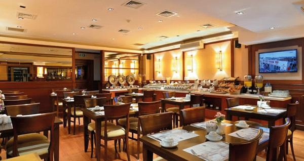 Beyoğlu Pera Rose Hotel'de açık büfe kahvaltı dahil çift kişilik 1 gece konaklama 229 TL! Fırsatın geçerlilik tarihi için DETAYLAR bölümünü inceleyiniz.