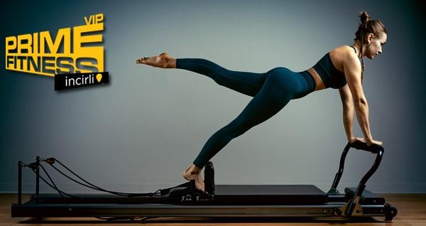 Prime Fitness İncirli'de 12 seans grup reformer pilates dersi 600 TL yerine 400 TL! Fırsatın geçerlilik tarihi için DETAYLAR bölümünü inceleyiniz.