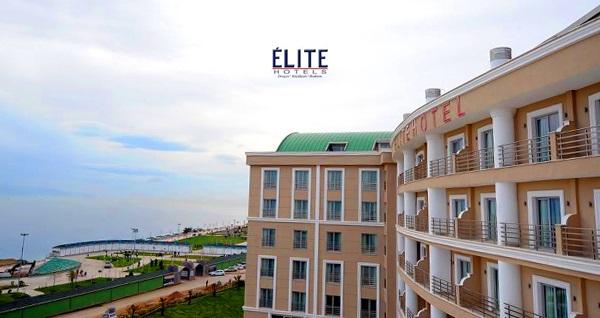 Şehre yakın kaçamak... Elite Hotels Darıca'da kahvaltı dahil çift kişilik 1 gece konaklama 169 TL! Fırsatın geçerlilik tarihi için DETAYLAR bölümünü inceleyiniz.
