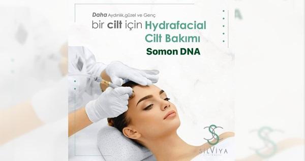 Silviya Clinic Center'da 2 şubede geçerli hydrafacial cilt bakımı ve somon DNA uygulaması 250 TL yerine 69 TL! Fırsatın geçerlilik tarihi için DETAYLAR bölümünü inceleyiniz.