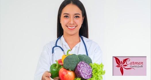 Carmen Estetik Güzellik'te kişiye özel 1 aylık beslenme programı 200 TL yerine 89 TL! Fırsatın geçerlilik tarihi için DETAYLAR bölümünü inceleyiniz.
