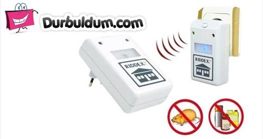 Riddex pulse elektronik böcek haşere ve parazit kovucu 80 tl yerine