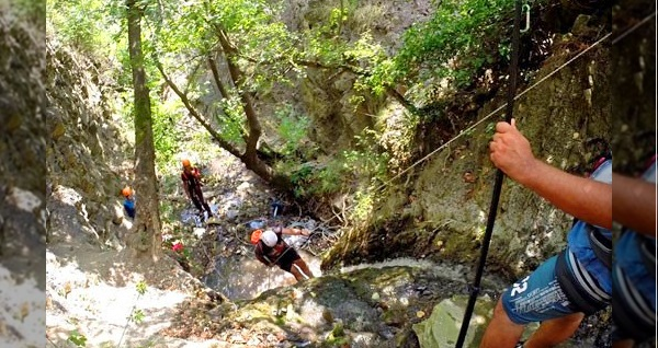 Trakya Extrem Turizm'den Tekirdağ Yeniköy'de günübirlik Kanyoning Kanyon geçişi 169 TL! Fırsatın geçerlilik tarihi için DETAYLAR bölümünü inceleyiniz.