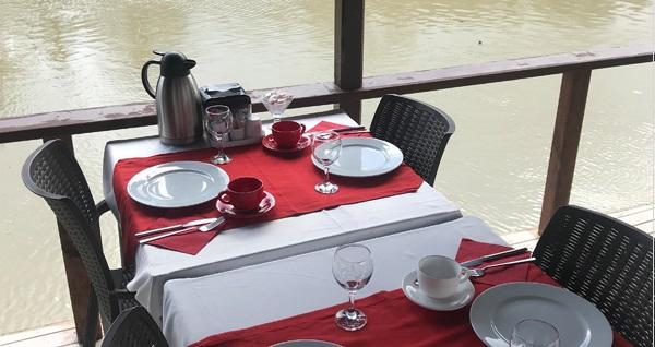 Ağva Shelale Hotel'de hafta sonu geçerli açık büfe veya serpme kahvaltı keyfi 44,90 TL! Fırsatın geçerlilik tarihi için DETAYLAR bölümünü inceleyiniz.