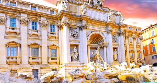 Pegasus Havayolları tarifeli seferi ile Sömestre Dönemi dahil 3 Gece 4 Gün konaklamalı Roma turu 1.550 TL'den başlayan fiyatlarla! Fırsatın geçerlilik tarihi için DETAYLAR bölümünü inceleyiniz.