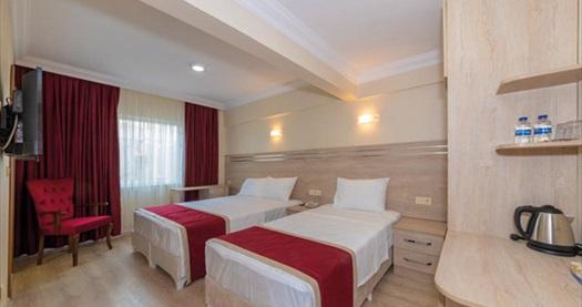 Şişli Beijing Hotel'de çift kişilik 1 gece konaklama keyfi 209 TL! Fırsatın geçerlilik tarihi için, DETAYLAR bölümünü inceleyiniz.