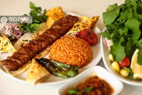 Sorye Restaurant Maltepe'de pide veya kebap menüleri 27 TL! Fırsatın geçerlilik tarihi için DETAYLAR bölümünü inceleyiniz.