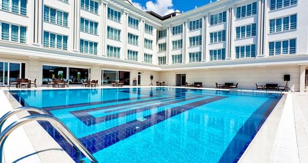 Kumburgaz Mercia Hotel'de kahvaltı dahil çift kişilik 1 gece konaklama 189 TL yerine 139 TL! Fırsatın geçerlilik tarihi için, DETAYLAR bölümünü inceleyiniz.