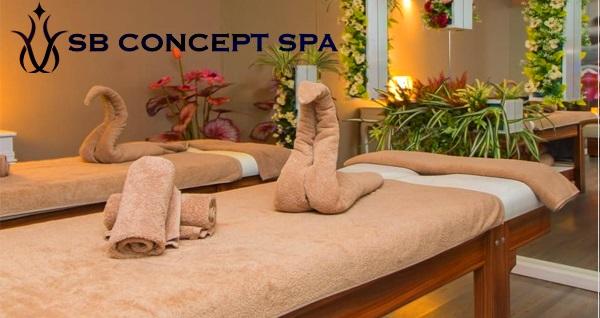 SB Concept Spa'da evde VIP masaj hizmeti 200 TL'den başlayan fiyatlarla! Fırsatın geçerlilik tarihi için DETAYLAR bölümünü inceleyiniz.