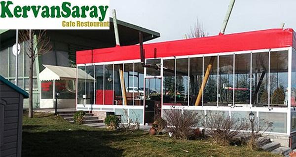 Mogan Gölü kıyısında KervanSaray Cafe'de semaverde çay eşliğinde 22 çeşit serpme kahvaltı 25,90 TL! Fırsatın geçerlilik tarihi için DETAYLAR bölümünü inceleyiniz.