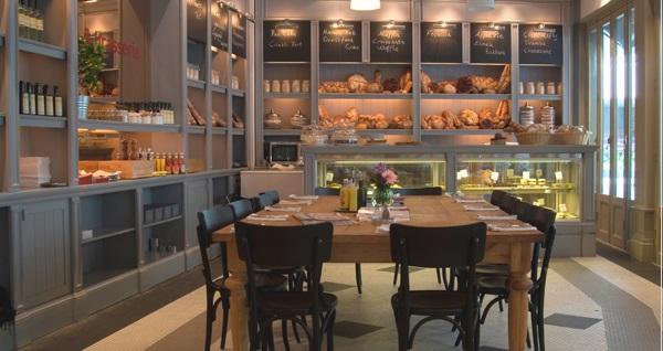 Kitchenette İzmir Agora'da enfes lezzetlerden oluşan iki kişilik kahvaltı 92 TL yerine 74,90 TL! Fırsatın geçerlilik tarihi için DETAYLAR bölümünü inceleyiniz.
