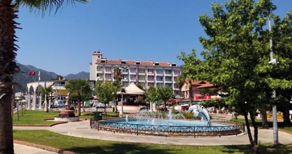 HER ŞEY DAHİL Vela Hotel İçmeler'de çift kişilik odalarda 3 gece kişi başı konaklama 686 TL'den başlayan fiyatlarla! Fırsatın geçerlilik tarihi için, DETAYLAR bölümünü inceleyiniz.