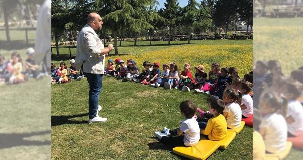 Gebze Delta Hotel YSS'de Çocuklar İçin Yaz Kampı, İngilizce ve Spor! Fırsatın geçerlilik tarihi için, DETAYLAR bölümünü inceleyiniz.