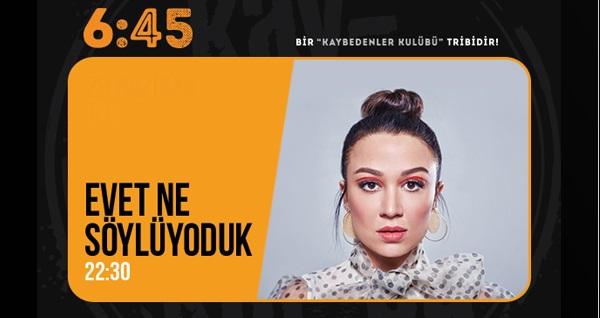 24 Ağustos'da 6:45 KK Ankara'ta gerçekleşecek Evet Ne Söylüyoduk konserine biletler 32 TL! 24 Ağustos | 22.30 | 6:45 KK Ankara